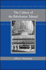 The Culture of the Babylonian Talmud, Rubenstein, Jeffrey L., Acceptable Book