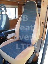 TO FIT A MERCEDES SPRINTER MOTORHOME, 2006, SEAT COVERS MH-012 REGGIE BROWN