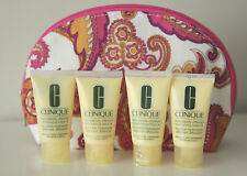 CLINIQUE DRAMATICALLY DIFFERENT MOISTURIZING LOTION + x4 30ML120ML MAKE UP BAG