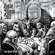 "Hate Them All ""Last Feast With The Beast"" (NEU / NEW) Black-Death-Metal"