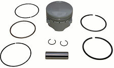 Honda CG125ES piston kit +1.00 oversize, 13mm pin (04-08) & CG125M (01-03)
