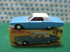 Vintage - Hong Kong  Dinky Toys 57/005 - FORD THUNDERBIRD  - Mint/Superb !