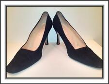 VERA WANG * SHOES * BLACK * 8.5 B * SUEDE * made in ITALY, Not china