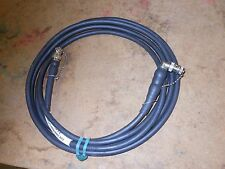 MILITARY RADIO Frequency Antenna CABLE 10139-1C  BNC Type 10 Feet
