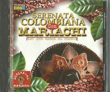 Serenata Colombiana Con Mariachi Latin Music CD