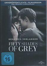 DVD - Fifty Shades Of Grey - Geheimes Verlangen - Neu & OVP