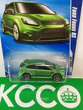 HOT WHEELS '09 FORD FOCUS RS FE GREEN ~~LOOK~~