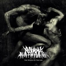 Whole Of The Law - Anaal Nathrakh (2016, CD NEU)