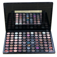 Pro 88 color marble nude warm color makeup eyeshadow palette set kit