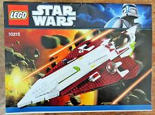 Lego Star Wars 10215 - Obi Wan's Jedi Star Fighter with Instruction Manual