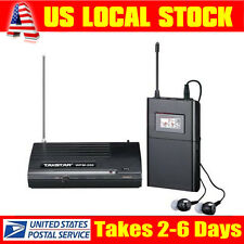 Takstar New In Ear Professional Stage Wireless Recording Studio Monitor System