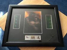 KING KONG  FILM CELL MOUNT CLASSIC FILM  AUTHENTICITY CERTIFICATE ON BACK