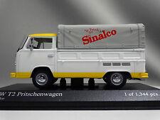 1/43 Minichamps Volkswagen VW T2 Pritschenwagen Sinalco 400053201