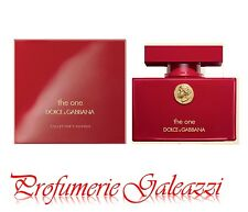 D&G DOLCE E GABBANA THE ONE COLLECTOR'S EDITION EDP NATURAL SPRAY VAPO - 50 ml