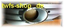 D Opel Astra H  Chrom - Ringe - Blenden für Nebelscheinwerfer Kein GTC/Twintop!