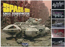 SPACE 1999: EAGLE TRANSPORTER DELUXE EDITION  MPC / ROUND 2 1/72 scale KIT 2015