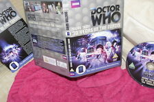 DOCTOR WHO - MORE THAN 30 YEARS IN THE TARDIS - UK R2 DVD -dispatch in 24 hours
