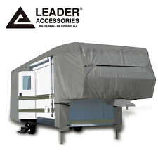 Leader Accessories 5th Wheel RV Cover Fits 33'-37' 3 Layer weatherproof