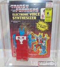 Transformers Original G1 AFA 80 Ultra Magnus Voice Synthesizer MOSC 75/80/85