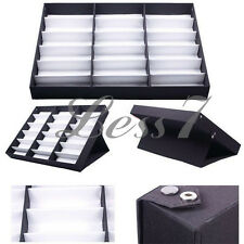 Sunglasses Glasses Retail Shop Display Storage Unit Stand Case Box Tray