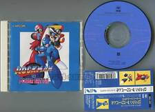 """ROCKMAN THE POWER BATTLE ARCADE GAME SOUNDTRACK""CAPCOM SAMPLE MUSIC CD"