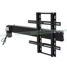 """28"""" 700mm Auto Electrical TV Lifting Mount Bracket W/ Controller Connect LCD TV"""