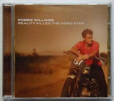 Robbie Williams Reality Killed The Video Star CD Trevor Horn