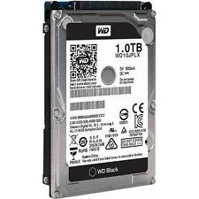 WD Black WD10JPLX 1TB 7200RPM SATA3 32MB Notebook Hard Drive (2.5 inch)