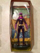 """Batman 66 Classic TV DCUC DC Multiverse Batgirl TRU Ex 6"""" Figure w/ card & stand"""