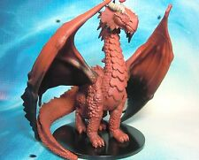 Dungeons & Dragons Miniature  Elder Red Dragon !!  s101