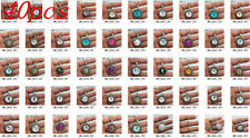 Wholesale 40pcs Browning Deer Necklace Photo Alloy Necklaces & Pendants