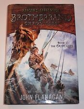 Brotherband Chronicles by John Flanagan: Book 1 - Outcasts, *SIGNED* 1st Print