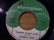 "JEANNIE C. RILEY ""Harper Valley P.T.A."" & ""Yesterday All Day Long Today"" G+ cond"