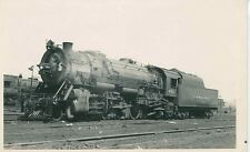 N500H RPPC 1944 CNJ CRR NJ JERSEY CENTRAL RAILROAD ENGINE #854 COMMUNIPAW NJ