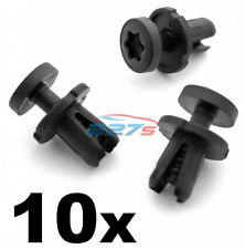 10x 6mm Audi Torx Head Plastic Trim Clips- 7L6868307 Trims, Covers & Mountings