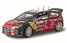 SOLIDO 150 713-00 CITROEN C4 WRC diecast rally car Red Bull Loeb WRC 1:18th