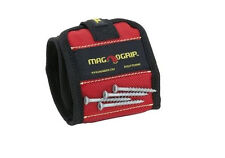 MAGNOGRIP MAGNETIC WRISTBAND SHOP TOOL HARDWARE NUT BOLT SCREW NAIL HOLDER
