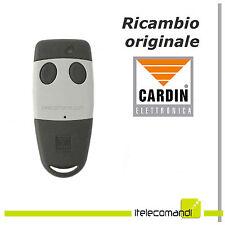 Telecomando radiocomando originale Cardin TXQ449.200 S449 sostituisce TRQ449.200