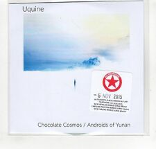 (GP193) Uquine, Chocolate Cosmos - 2015 DJ CD