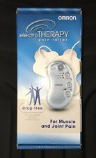 BRAND NEW OMRON ElectroTherapy Pain Relief Device PM3030 Muscle & Joint Pain