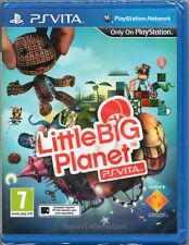 Little Big Planet Juego Ps Vita Sony Playstation ~ Nuevo / Sellado