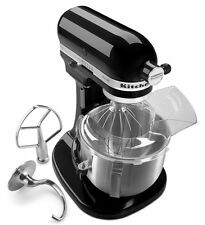 New KitchenAid HEAVY DUTY pro 500 Stand Mixer Lift ksm500psob Metal 5-qt Black