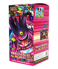 "Pokemon Card  XY ""Phantom Gate"" Booster Box (30 Bosster Pack)  / Korean Ver"