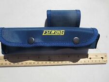 ESTWING #23 NYLON ROCK PICK SHEATH,  REPLACES THE LEATHER #3 SHEATH.  NEW
