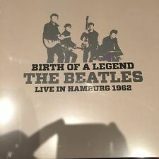 THE BEATLES 'EARLY AND RARE' LIVE AT THE STAR CLUB 1962 - BRAND NEW VINYL LP