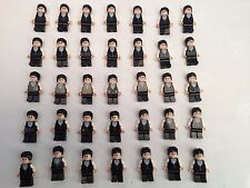 35 LEGO HARRY POTTER MINIFIGURES.