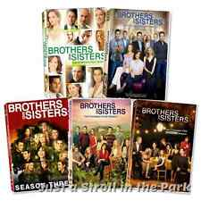 Brothers & and Sisters Complete TV Series Seasons 1 2 3 4 5 Box / DVD Set(s) NEW