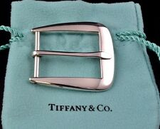Rare Tiffany & Co. Sterling Silver Classic Belt Buckle Vintage Tiffany's