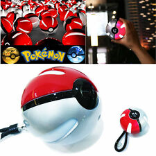 US Seller! Pokemon Go Poke Ball 10000mAh Power Bank USB Battery Charger NEW