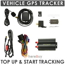 TK103A Car Van Vehicle Caravan Fleet GPS Tracker Tracking System Device US GPRS